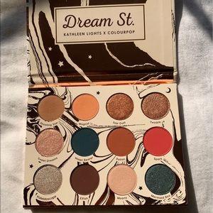 Colourpop Dream St Eyeshadow Palette